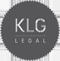 KLG Legal Logo